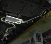 スルガスピード シングルリアマフラー(ダウン) トヨタ エスティマ アエラス 3.5 2WD GSR50W用 (SRT-313)【マフラー】SURUGA SPEED SINGLE REAR MUFFLER【通常ポイント10倍!】