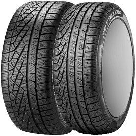 輸入車用 タイヤ銘柄: ピレリ ウィンター 240ソットゼロ Serie II タイヤサイズ: 205/55R17 ホイール: オススメアルミホィール ウィンタータイヤ&ホイール4本セット【17インチ】