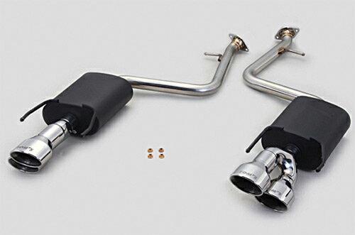 TOM'S Exhaust System TOM'S BARREL レクサス IS 350 GSE31用 4テール(17400-TGE31)【マフラー】トムス エキゾーストシステム トムスバレル【通常ポイント10倍!】