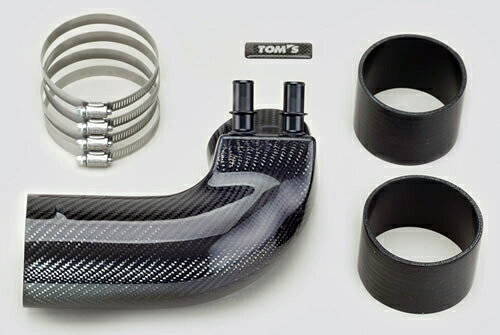 TOM'S CARBON SUCTION PIPE KIT レクサス RC-F/GS-F USC10/URL10用 (品番:17880-TUC10)【インテーク】トムス カーボンサクションパイプキット