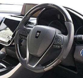 TOM'S STEERING トヨタ カムリ AXVH70用 カーボンモデル(品番:45100-TAS20)【ハンドル】トムス ステアリング【通常ポイント10倍!】