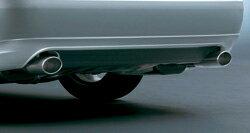 TOM'S Rear Under Spoiler トヨタ クラウン アスリート GRS180/GRS181/GRS184用 塗装済(品番:52159-TGS84-)【法人直送のみの対応】【エアロ】トムス リヤアンダースポイラー【通常ポイント10倍!】