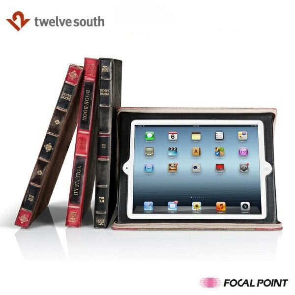 【Twelve South / トゥエルブサウス】【値下げしました!】【在庫処分セール アウトレット品 / パッケージに軽いダメージあり】Twelve South BookBook v2 for iPad(第4・3世代)【iPad 2インナーケース アイパッドケース】