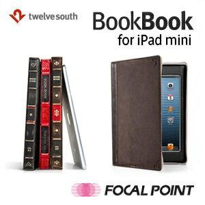 【Twelve South / トゥエルブサウス】【在庫処分セール アウトレット品 / パッケージに軽いダメージあり】【iPad miniケース】【正規取扱品】【本革】Twelve South BookBook for iPad mini 1、2、3
