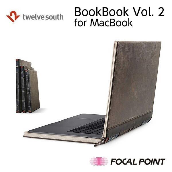 【Twelve South / トゥエルブサウス】Twelve South BookBook Vol. 2(トゥエルブサウス ブックブック ボリュームツー)