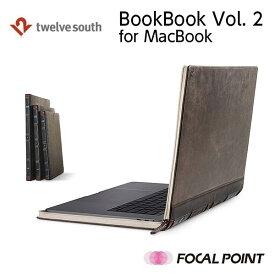Twelve South / トゥエルブサウスTwelve South BookBook Vol. 2 / トゥエルブサウス ブックブック ボリュームツーマックブック MacBook インナーケース