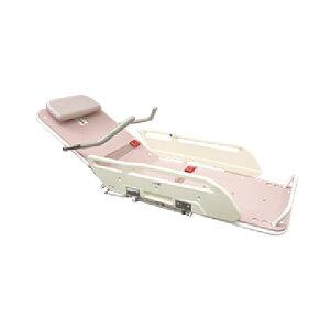 【 福島県内限定商品 】仰臥位入浴用浴槽用 担架 EWS-100 高齢者施設 介護施設 業務用 看護用ベッド