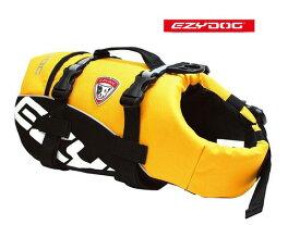 EzyDog DFDスタンダード フローティングジャケット(ライフジャケット) Mサイズ 愛犬と水遊びをしよう!