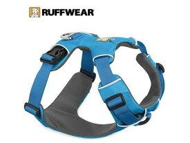 RUFFWEAR(ラフウェア)フロントレンジハーネス 簡単装着!