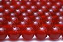 【連売り AAAランク 赤瑪瑙 レッドアゲート 約8mm】【メール便可】天然石 連売り パーワーストーン ビーズ 卸 天然石 パーツ 連売