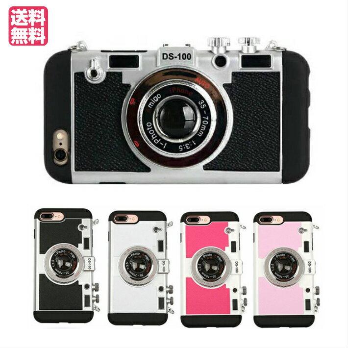 カメラ型 iPhone X Xs 8 8Plus 7 7Plus 6s 6 6sPlus 6Plus アイフォンケース スマートフォンケース スマホケース 携帯 iphoneケース iPhoneケース iPhoneカバー アイフォンカバー アイフォンケース おしゃれ おすすめ 人気
