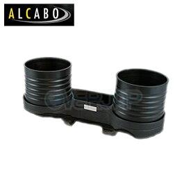 AL-074B ALCABO ドリンク&ポケットホルダー BMW 1シリーズ 5ドア E87 / クーペ E82 / コンバーチブル E88 右ハンドル車用/MT車不可