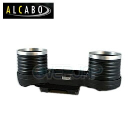 AL-075C-BS ALCABO ドリンク&ポケットホルダー BMW 3シリーズ E90 / クーペ E92 / ツーリング E91 / コンバーチブル E93 / M3 MT車不可