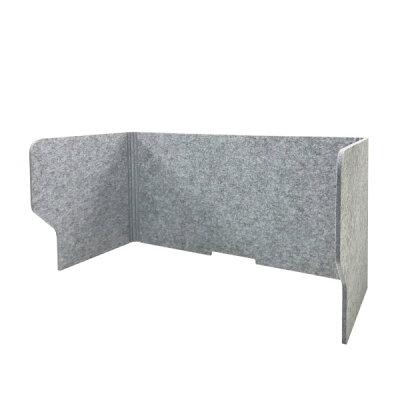 [代金引換不可]フェルメノンデスクトップ用飛沫ガードスタンド集中ブーススタンド[サイズ:幅102cm×奥行50cm×高さ50cm][商品種別:折り畳み式パーティション]|ROOM - 欲しい! に出会える。