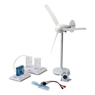 Wind-hydrogen energy learning set Hydro-wind Education Kit (FCJJ-26)