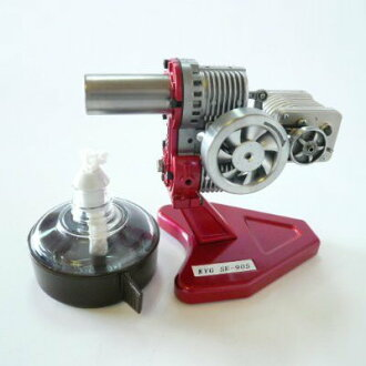 Stirling engine [with generators] [color: Red] [checked type: Assembly completed and operating the ( ' to! ' Item )