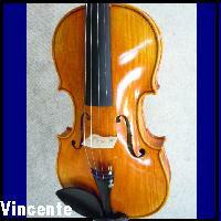 バイオリンVincente 150EU ストラディバリモデル