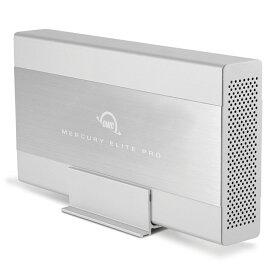 【国内正規品】OWC Mercury Elite Pro (OWC マーキュリー エリート プロ) USB 3.1 Gen 1 / FireWire 800 / eSATA (4.0TB HDD)