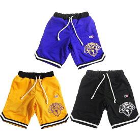【50%OFF セール(SALE)】CONVEX コンベックス バスケパンツ メッシュ素材/ハーフパンツ (メール便OK)S(155〜165cm) (2019春夏)子ども服 子供服 メンズ