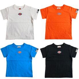 【40%OFF セール(SALE)】F.O.KIDS×Dickies エフオーキッズ×ディッキーズ コラボ半袖Tシャツ (ゆうパケット(メール便)OK)(2019春夏)80cm/90cm/100cm/110cm/120cm/130cm/140cm FOKIDS 子供服 子ども服
