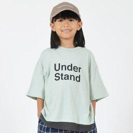GENERATOR ジェネレーター90-160cm Under Stand Tシャツ グリーン メール便OK S(90-100cm)/M(110-120cm)/L(130-140cm)/XL(150-160cm) 2020春夏新作 900407 子供服