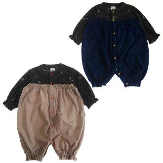 MOL莫尔puff dot娃娃服70cm/80cm婴儿装