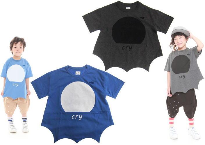【再入荷】MOL モル crowT/半袖Tシャツ (ゆうパケット(メール便)OK)90cm/100cm/110cm/120cm (2019春夏新作)子供服 子ども服 ベビー服
