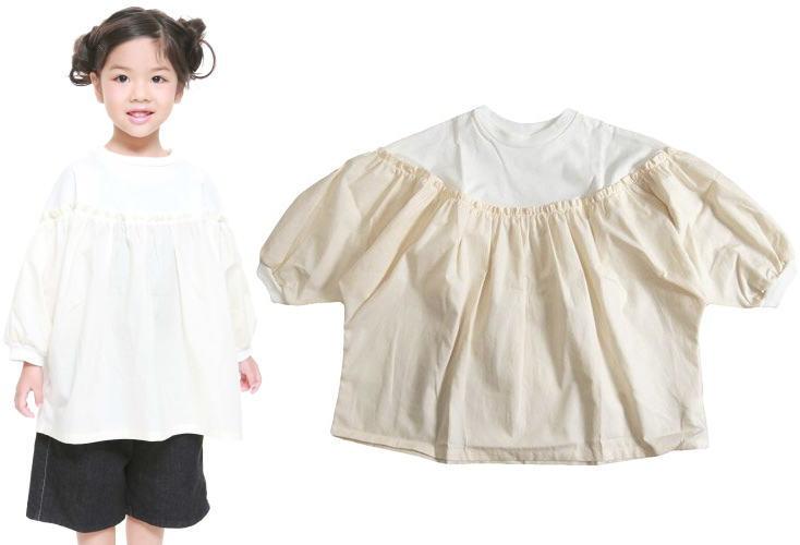 MOL モル MLP Girls sharts T オフ/シャツTシャツ (ゆうパケット(メール便)OK)S(90cm-105cm)/M(105cm-120cm)(定番商品)MOL 子供服 モル 子ども服