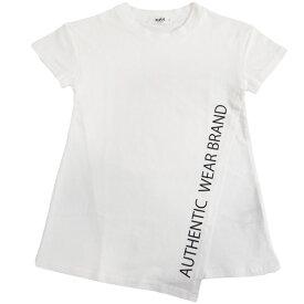 【50%OFF セール(SALE)】エックスガール X-GIRL STAGES マエキリカエデザイン半袖ワンピース (メール便OK)90cm/100cm/110cm/120cm/130cm/140cm (2019春夏) XGIRL 子供服 子ども服 ベビー服