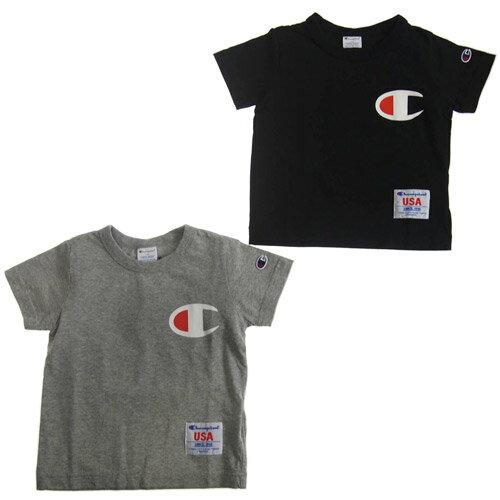 エクストララージ キッズ XLARGE KIDSチャンピオンコラボ 半袖Tシャツ (メール便OK)100cm/110cm/120cm/130cm/140cm (2019春夏新作)X-LARGE KIDS 子供服 子ども服