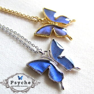 Real Butterfly Wings * Butterfly Necklace