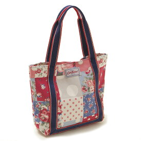 acbbdefc3a01 キャスキッドソン トートバッグ MINI REVERSE COATED TOTE ミニ リバース コーテッド トート 832663 PATCHWORK  パッチワーク
