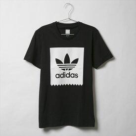 アディダス Tシャツ メンズ SOLID BLACKBIRD TEE ソリッド ブラックバード CW2339 black/white adidas 父の日 ギフト 【新品2点以上ネコポス不可】