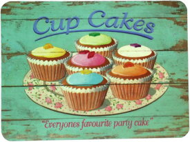 CASTLE MELAMINE Table Mat FAIRY CAKES(Cup Cakes) TMCM10