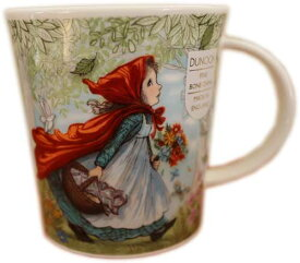 Dunoon マグカップ LOMOND Little Red Riding Hood ( 赤ずきん ) DNFTS3[0.32L]