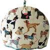 没有ULSTER WEAVERS欧斯特威巴公司制造球座共G Hound Dog TCUW029狗的茶壶保温套保温