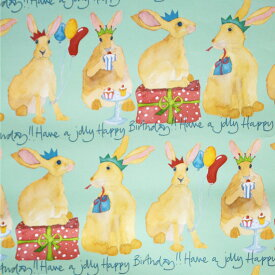 (Wrapping)- Party Hares WP565
