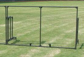 【送料無料】ダンノ (DANNO) 簡易式外野フェンス枠のみ D-6980