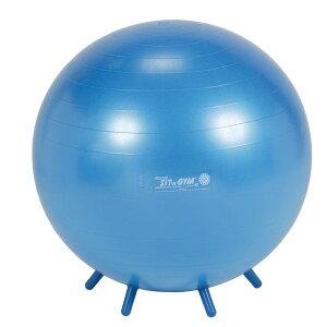 【Wアクションポンププレゼント】ギムニク シッティング・ジム65 ブルー LP-8965 バランスボール 65cm 送料無料