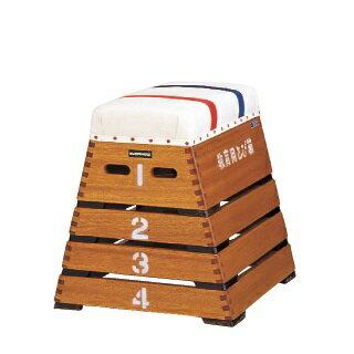 【送料無料】【代引手数料無料】エバニュー(EVERNEW)   とび箱 A−60 EKF311