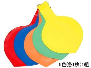 トーエイライト(TOEI  LIGHT)風船バレージャイアントSG20(5色組) B-3454