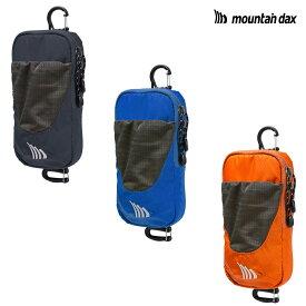 mountain dax(マウンテンダックス) アルパイン ジップポーチ DA-581-17【メール便(ゆうパケット)発送可能】【スマホ スマートフォン iPhone チェストバッグ 登山 トレッキング ザック リュックサック】