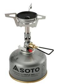 【送料無料】SOTO(ソト)マイクロレギュレーターストーブ ウインドマスター SOD-310