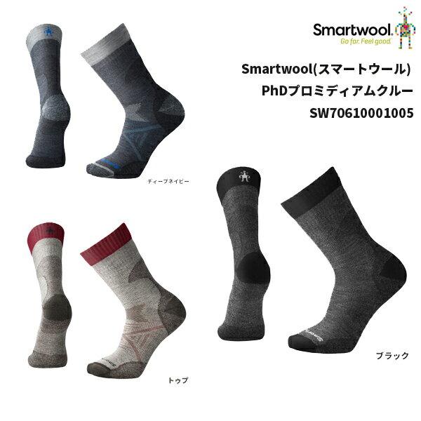 Smartwool(スマートウール) PhDプロミディアムクルー SW70610001005