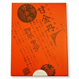 富山銘菓甘金丹12個入箱
