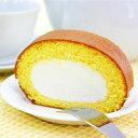無添加 富山純米 米粉ロールケーキ(ミルク)食べごたえ満点の16cm!もちもち生地 冷凍発送・日付指定OK≪誕生日ケー…
