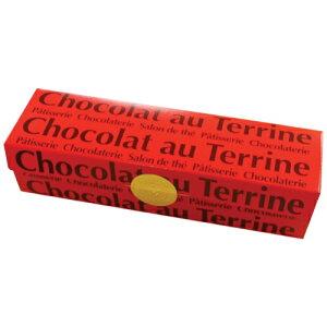 テリーヌショコラお箱はこちらです