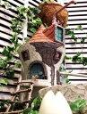 立水栓 水栓柱 立水栓セットとんがり屋根の立水栓&シンクセット