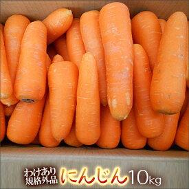にんじん10kg 農薬不使用 化学肥料不使用  わけあり規格外品 人参  にんじんジュースに最適 おすすめの産地の発送 無農薬の表記について 無農薬の表記は ガイドラインにおいて 禁止されています