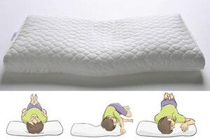 枕|Nelgu(ねるぐ)枕NelguSサイズ横62×奥行33×高6センチ【送料無料】【ギフトラッピング無料】【高さ調整/高さ調節/横向き寝/仰向け寝/うつ伏せ寝/ドクターエル/まくら/ピロー/pillow/肩こり】【N】